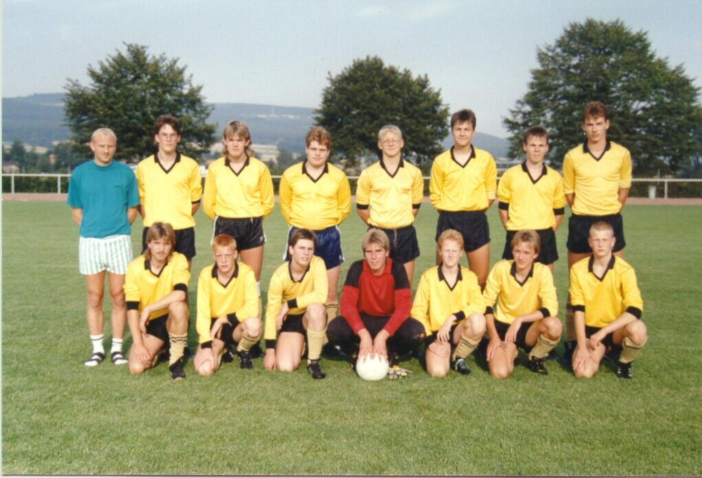 A-Jugend 1990
