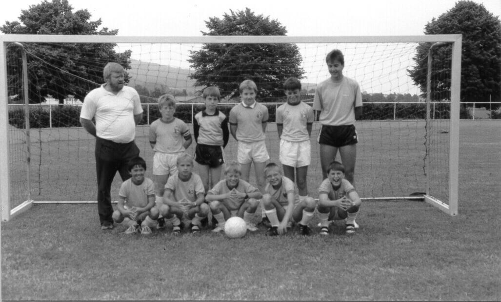 E - Jugend 1989